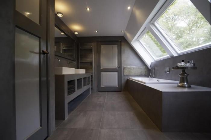 Landelijke badkamers - Aart van de Pol