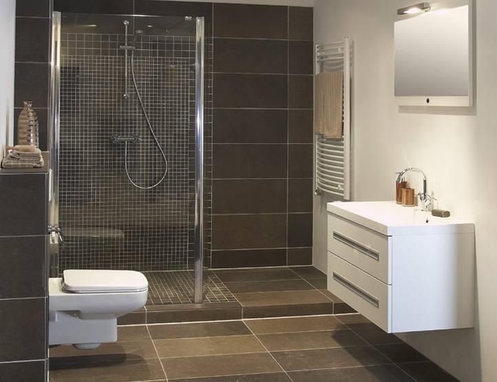 Moderne badkamers aart van de pol