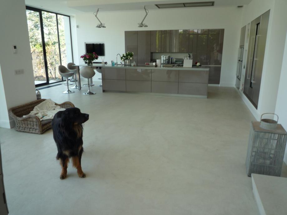 Vloeren Op Beton : Beton vloeren aart van de pol