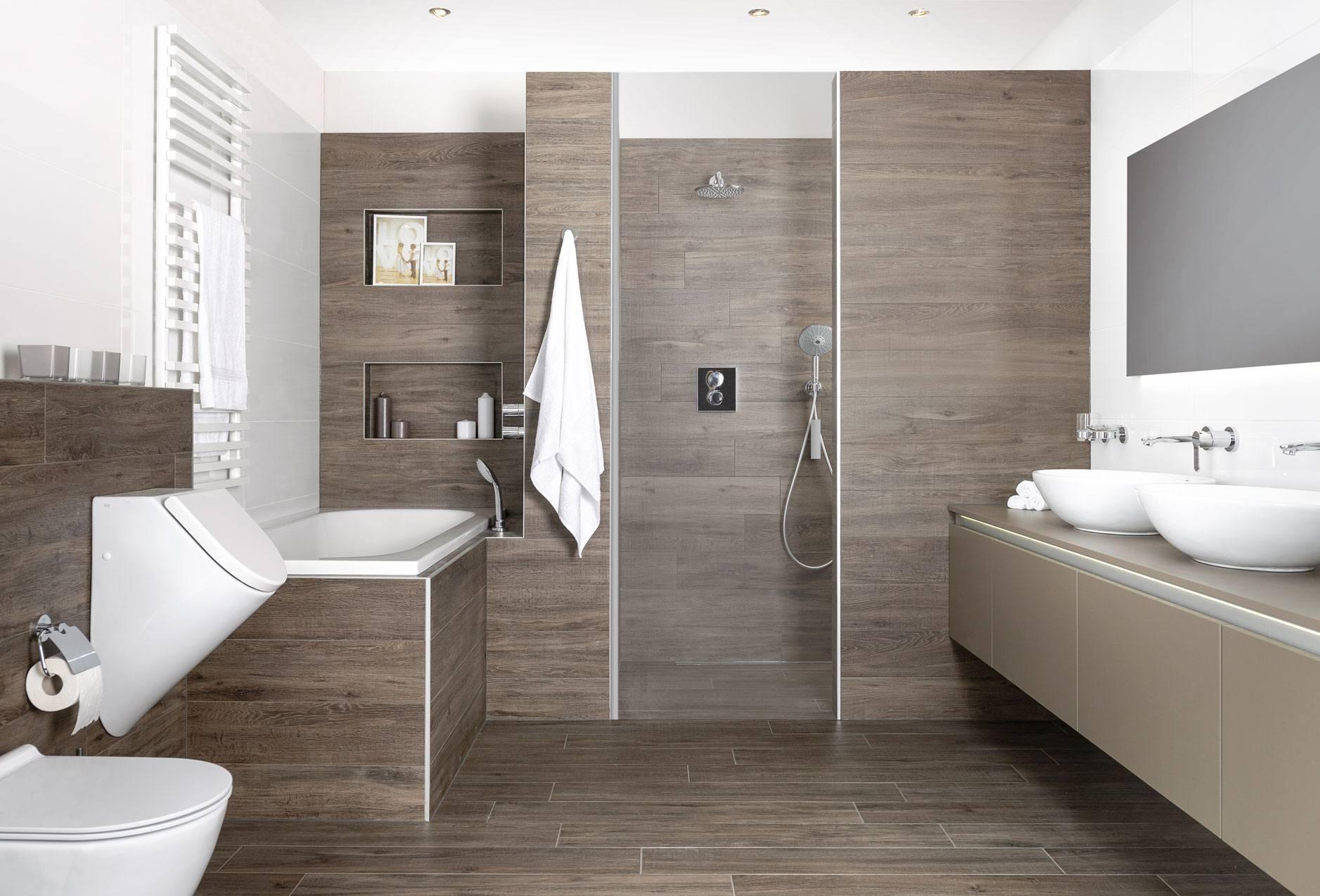 Moderne badkamers - Aart van de Pol