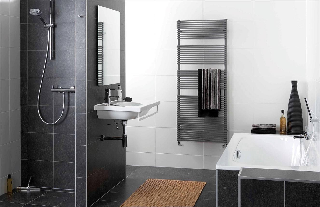 Moderne badkamers aart van de pol for Een badkamer